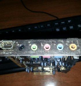 Звуковая карта Creative Sound Blaster  (SB0230)