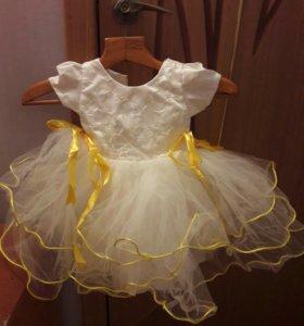 Новые нарядные платья