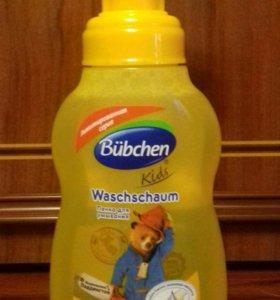 Жидкое мыло- пенка для умывания BUBCHEN - Германия