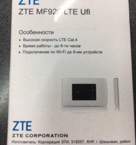Беспроводной wifi адаптер ZTE (точка доступа)
