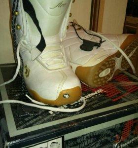 Для сноуборда ботинки 42 р. Northwave