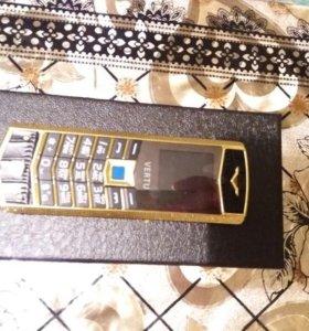 Телефон VERTU FERRARI