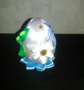 Пасхальное яйцо ручной работы