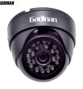 Gadinan 720 P H.264 1.0MP 25FPS HD
