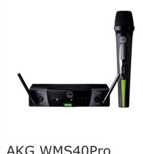 Радио микрофон AKG WMS40Pro flexx vocal