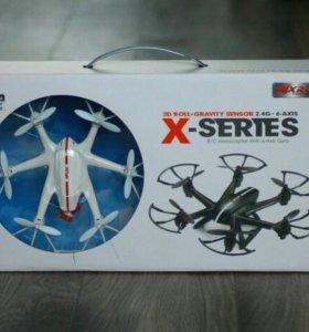 Новый квадрокоптер X800 HEXACOPTER