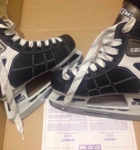 Коньки хоккейные SKATE 92 CCM 35 Новые