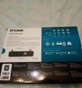 Адаптер Wi-Fi D-Link Dir-615