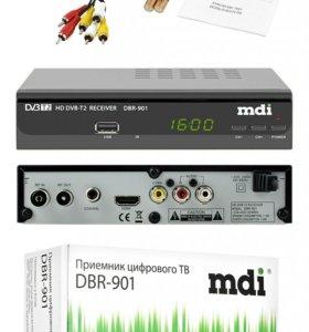 Приставка-медиаплеер MDI DBR-901 дл