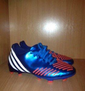 Бутсы для футбола Adidas детские новые