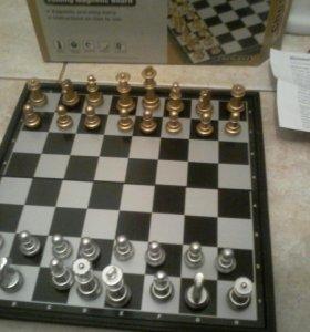 Шахматы на магнитах сувенир