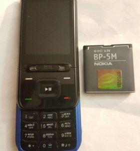 Слайдер Nokia 5610 Xpress Music + гарнитура
