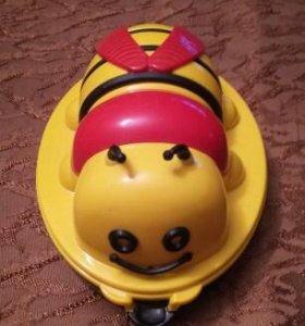 Пылесос механический игрушка пчелка