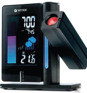 Метеостанция Vitek VT-6402BK