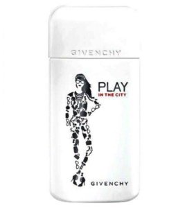 "Givenchy ""Play In The City Pour Femme"" 75 ml"