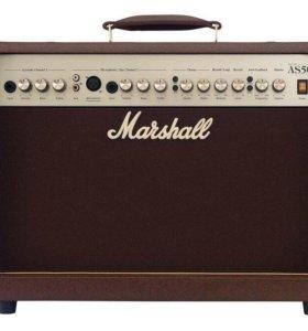 Усилитель гитарный Marshall as50d