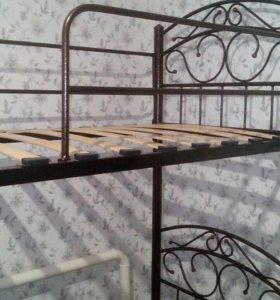 2х ярусная кровать 12 тыс