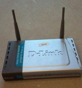 D-Link DWL-7100 AP