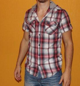 Рубашка с капюшоном