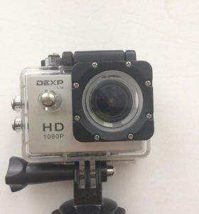 Экшн-камера Dexp-s50