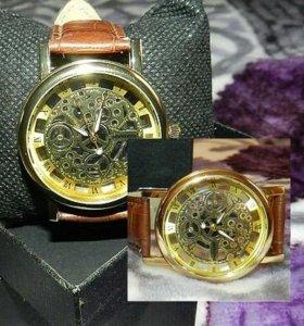 Часы новые скеллитоны