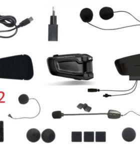 Мотогарнитура Scala rider Smartpack 2 комплекта