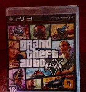 GTA 5 для PS3
