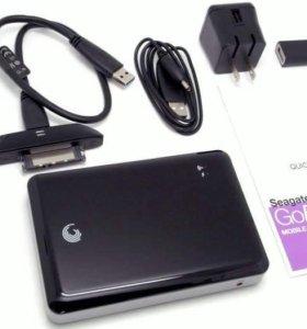 Внешний жесткий диск Wi-Fi Seagate GoFlex Satellit