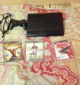 Sony PlayStation 3 Super Slim 12 ГБ