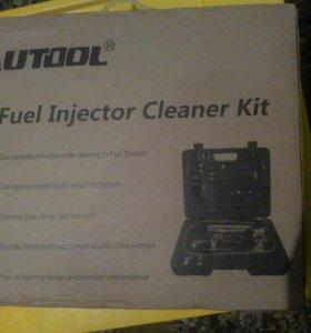 Для чистки инжектора авто