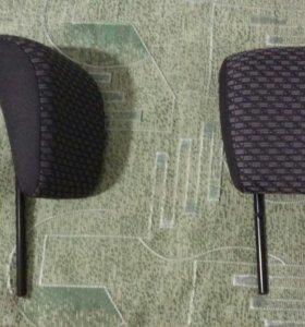 Подголовники 3 ряда сидений Ларгус (новые)