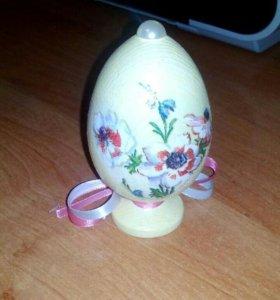 Декупаж Пасхального яйца