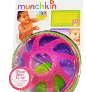 Мячик для ванны Munchkin