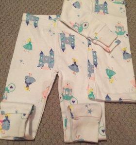Новая!!! Пижама для девочек Картерс
