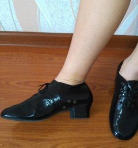 Ботинки Новые для Танцев (Джазовки) 34 и 35 р-р