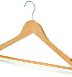 Плечики деревянные