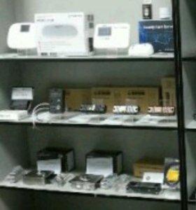 Видеодомофон, GSM сигнализация.