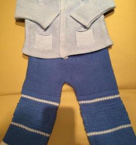 Кофта Dulces ( Испания) + штаны + подарок!!