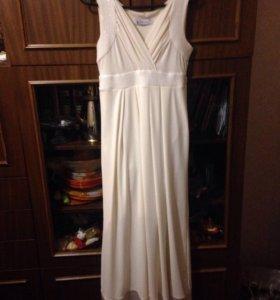 Платье-сарафан выпускное