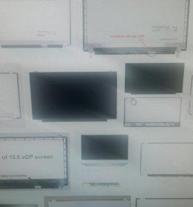 """Матрица для ноутбука 15.6"""" 1366x768, 30 pin, slim"""