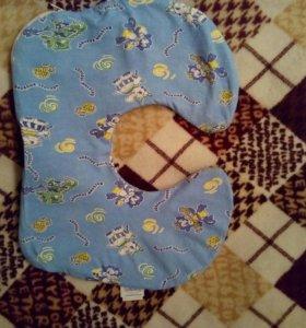 Надувная подушка воротник