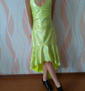 Платье концертное на 40-42 размет