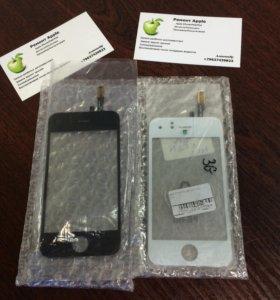 Замена тачскрина iPhone 3G/3GS