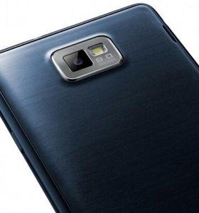 Samsung galaxy s2 plus(dark blue)