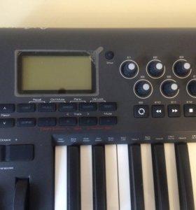 Контроллер+миди клавиатура