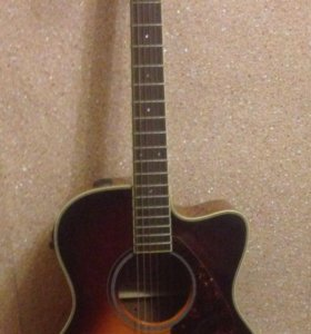 Гитара Yamaha fsx720sc bs