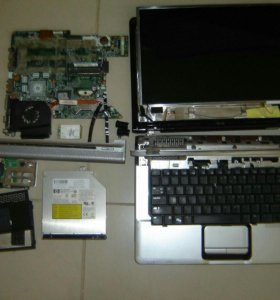 HP Pavilion DV6000 DV6700