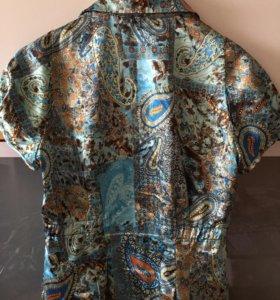 Блуза из натурального шёлка😊
