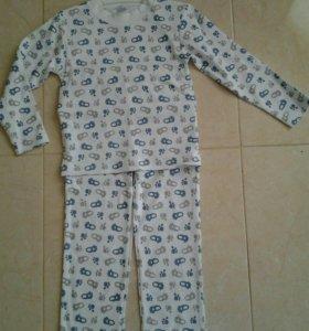 Пижама на мальчика новые