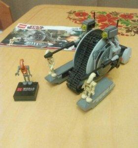 Танк-дрон дроидов.